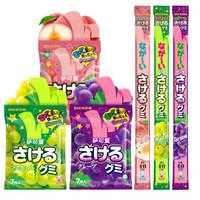 UHA 悠哈 软糖 32.9g*3袋