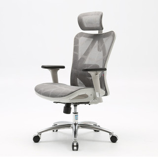 SIHOO 西昊 人体工学椅电脑椅 办公室转椅靠背椅子老板座椅职员办公椅