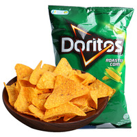 印尼原装进口 多力多滋(Doritos)经典原味玉米片 薄脆玉米片160g *3件