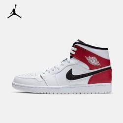 AJ1 AIR JORDAN1 MID 男子运动鞋 554724 554724-116 44