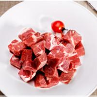 澳洲进口谷饲飘香牛肉块红烧火锅卤煮炖炒老少皆宜 2000g 4斤装