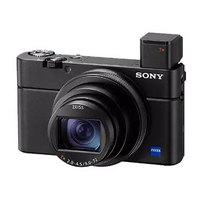 SONY 索尼 DSC-RX100M7G 手柄套装黑卡数码相机