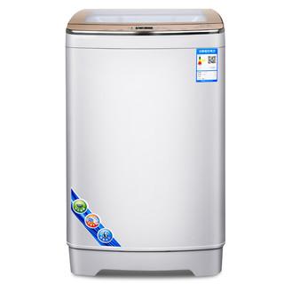 历史低价 : AMOI 夏新 XQB100-858 10公斤 洗烘一体机