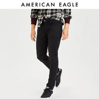 预售AEO American Eagle男士合身窄腿牛仔裤0119_4310