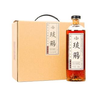 塔牌 绍兴黄酒 琉觴 半甜型黄酒 410ml*6瓶 *2件