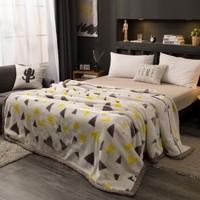 兰序 法兰绒毛毯 150*200cm 4斤