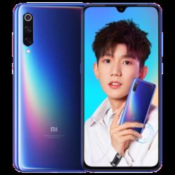 小米9手机 幻彩蓝 8G+256G 全网通