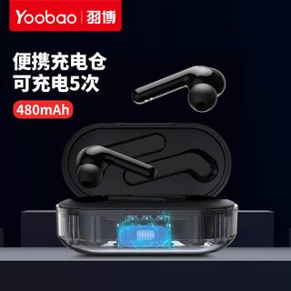 Yoobao 羽博 无线运动跑步蓝牙耳机