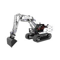 MI 小米 积木工程系列 GCWJJ01IQI 工程挖掘机