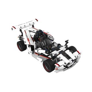MI 小米 赛车系列 GLSC01IQI 智能积木 公路赛车 白色