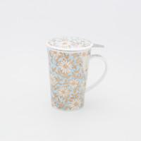DUNOON 丹侬 骨瓷水杯杯子 蓝色 440ml