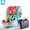 apramo ALL STAGE(CS006)儿童安全座椅 0-12岁 Isofix接口