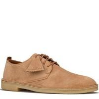 银联专享 : Clarks Originals Desert London Suede Shoes男士休闲鞋 *2件