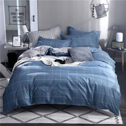 床单四件套被套产品床上用品芦荟棉