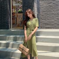 HSTYLE 韩都衣舍 PV9121 女士衬衫半身裙套装