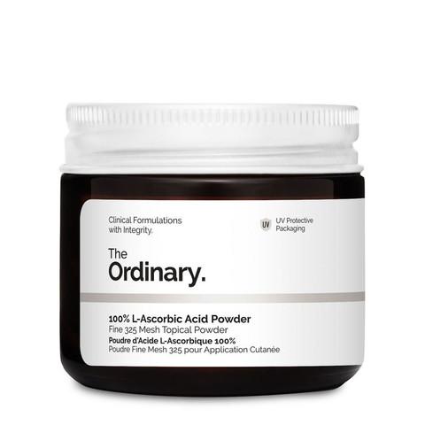 凑单品、银联专享:The Ordinary 100%抗坏血酸VC粉 20g