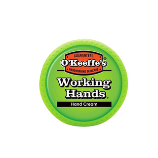 O'Keeffe's Working hands 护手霜急救手膜 96g  *2件