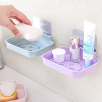 MOYOU 魔友 壁挂香皂架浴室置物架 3个