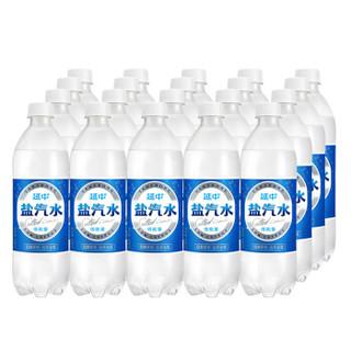 延中 盐汽水 饮料 600ml*20瓶 整箱 *2件