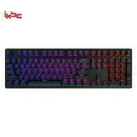 ikbc  R400 机械键盘 黑色 青轴