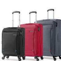 AMERICAN TOURISTER 美旅 TZ9*08003 软箱行李箱 20英寸