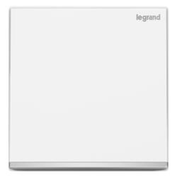 TCL-legrand TCL-罗格朗 LEGRAND 罗格朗 K8/31/1/2B 插座面板玉兰白五孔插座 单开单控