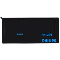 飞利浦大号鼠标垫、A6笔记本、紫米QC3.0充电头等