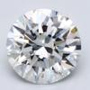 Blue Nile 2.00克拉 圆形切割钻石(切工EX,成色E,净度VVS1)