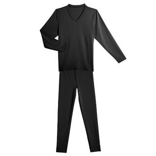 Wacoal 华歌尔 男士保暖衣暖裤套装 WV0518