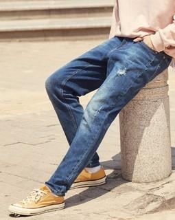 A21 R493126023 男士牛仔裤