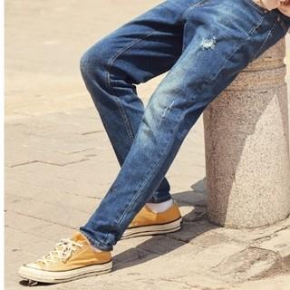 A21 R493126023 男士牛仔裤  *4件