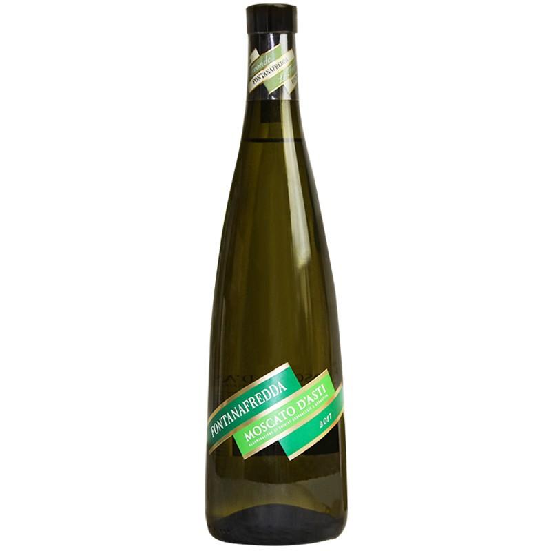 Fontanafredda 泉妃酒庄 莫斯卡托阿斯蒂 甜白低泡葡萄酒 750ml
