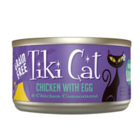 Tiki cat 蒂基猫 你好朋友系列 猫罐头 85g*12罐 混合味