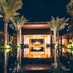 三亚悦澜湾绿地铂瑞酒店 山海景观房1-2晚套餐  赠大东海+免税店接送