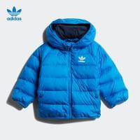 adidas 阿迪达斯 ED7675 三叶草RD JACKET羽绒服