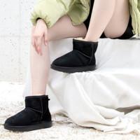 OZLAMB UGG 女士短款雪地靴