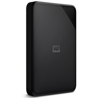 WD 西部数据 新元素系列 Elements SE 2.5英寸 USB3.0 移动硬盘 5TB