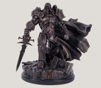 BLIZZARD 暴雪 魔兽争霸III:重制版 阿尔萨斯雕像礼盒