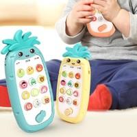 麦宝创玩 儿童双语音乐手机+小鸡不倒翁