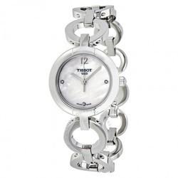 Tissot 天梭 粉彩系列 T084.210.11.116.01 女士时装腕表