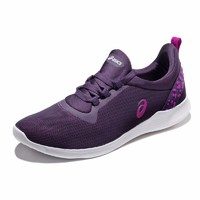 ASICS亚瑟士 FIT SANA 4 轻便训练鞋女健身鞋 暗紫色 37