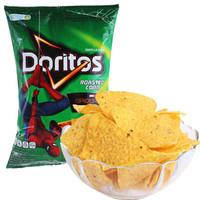 印尼进口 多力多滋原味玉米片 休闲零食 160g *10件