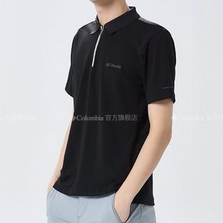 Columbia 哥伦比亚 PM3726 奥米吸湿 男款短袖POLO衫