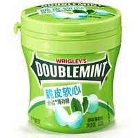 绿箭 脆皮软心薄荷糖 原味 80g *24件