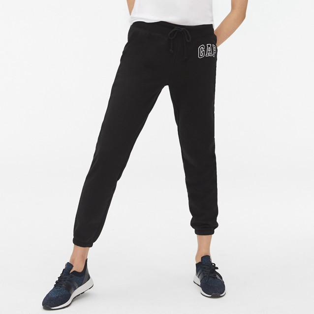 Gap 盖璞 221318 女款logo运动小脚裤