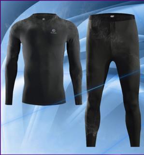 KAILAS 凯乐石 coolmax内衣裤套装+羽绒服套装
