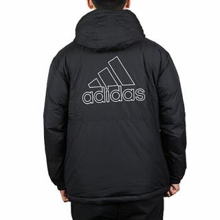 adidas 阿迪达斯 男子 户外系列 REV 3ST DOWN HO 运动 双面穿羽绒服 EH4009