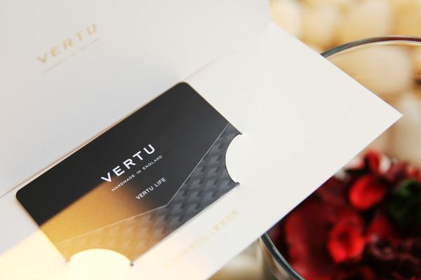 VERTU 纬图 LIFE VISION 系列 全面屏商务手机 【值友专享好礼】