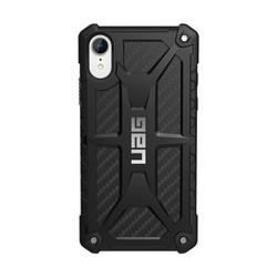 UAG 苹果 iPhone XR 6.1英寸防摔手机壳 尊贵黑限量碳纤黑 *3件