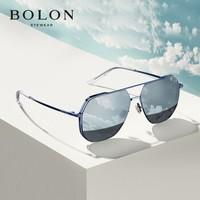 BOLON 暴龙 BL8068 D70-暗黑偏光 男士太阳镜